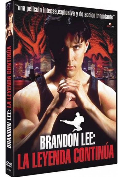 Brandon Lee : La Leyenda Continua (Long Zai Jiang Hu)