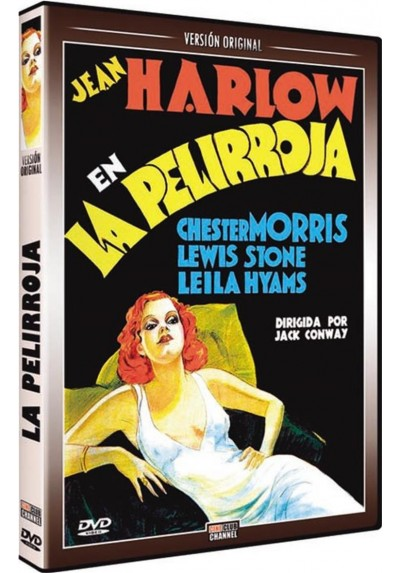 La Pelirroja (V.O.S.) (Red-Headed Woman)