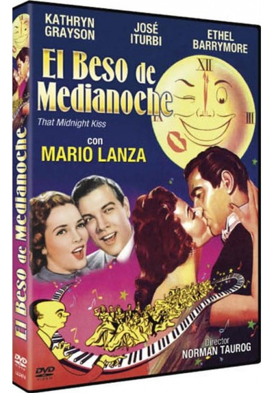El Beso De Medianoche (That Midnight Kiss)