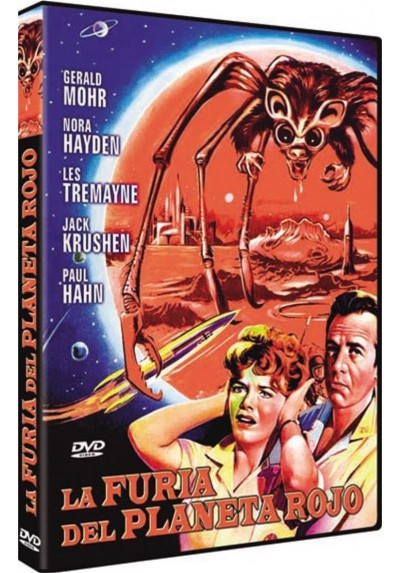 La Furia Del Planeta Rojo (The Angry Red Planet)