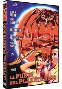 La Furia Del Planeta Rojo (The Angry Red Planet)