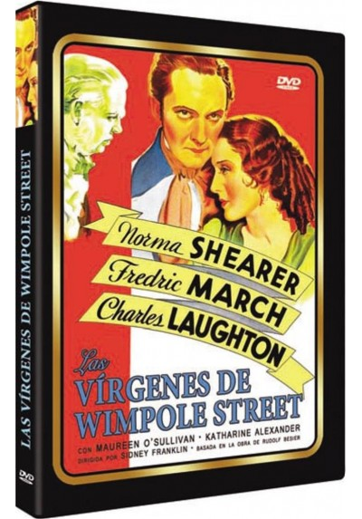 Las Virgenes De Wimpole Street (The Barretts Of Wimpole Street)