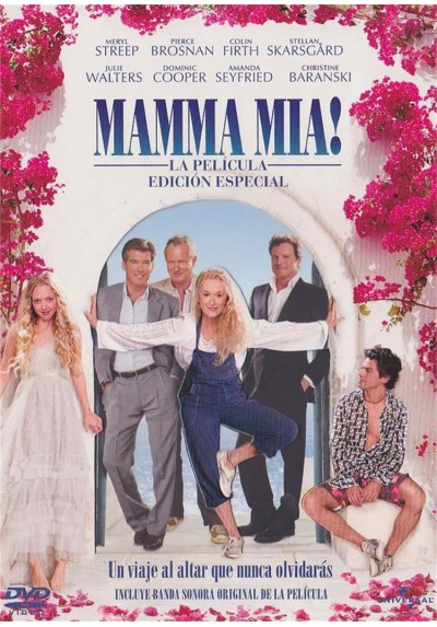 Mamma Mia! : La Pelicula (Ed. Especial)