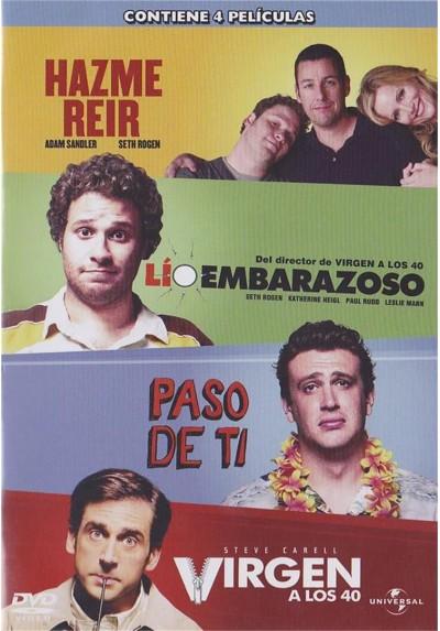 Hazme Reir / Lio Embarazoso / Paso De Ti / Virgen A Los 40