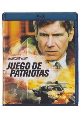 Juego De Patriotas (Blu-Ray) (Patriot Games)