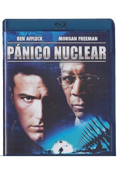 Panico Nuclear (Blu-Ray) (The Sum Of All Fears)