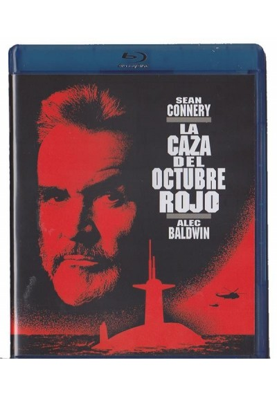 La Caza Del Octubre Rojo (Blu-Ray) (The Hunt For Red October)