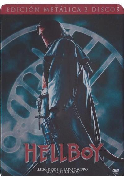 Hellboy (Ed. Limitada - Metalica)