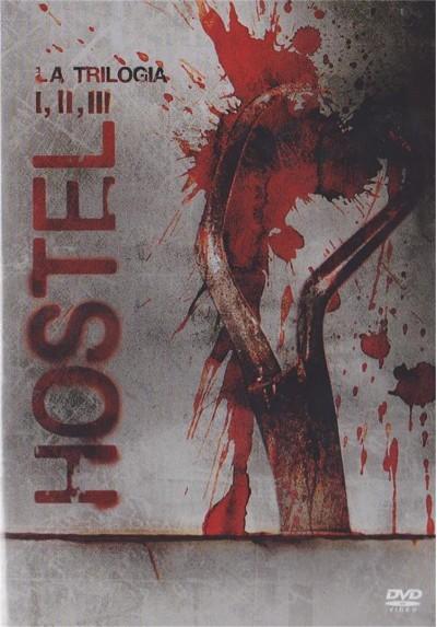 Pack Hostel - La Trilogia