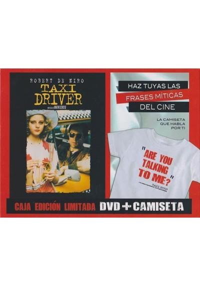 Taxi Driver + Camiseta (Ed. Limitada)