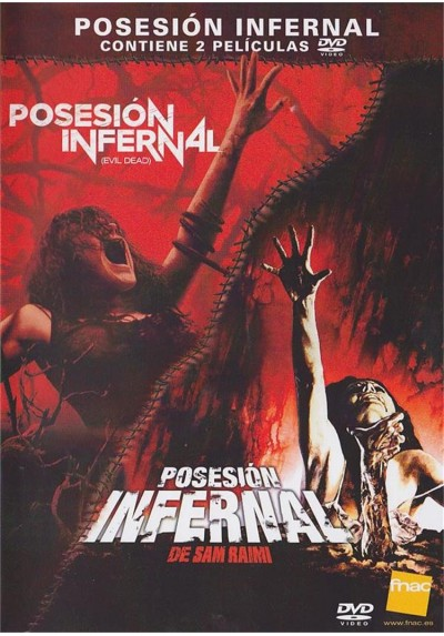 Pack Posesion infernal (1981 - 2013)
