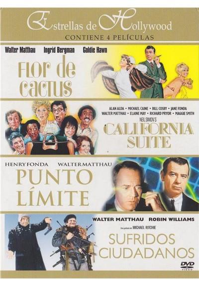 Estrellas de Hollywood : Flor De Cactus - California Suite - Punto Limite - Sufridos Ciudadanos