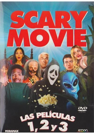 Scary Movie - Las Peliculas 1, 2 Y 3