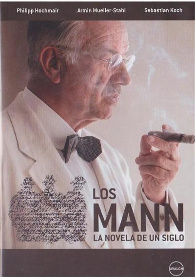 Los Mann : La Novela Del Siglo (Die Manns : Ein Jahrhun Dertroman)