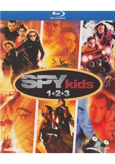 Spy Kids (Blu-Ray) (Pack)