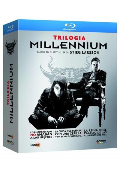 Millennium - Trilogia (Blu-Ray) (Pack)