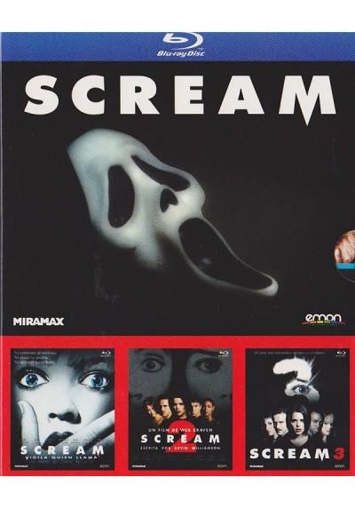 Scream - Trilogia (Blu-Ray) (Pack)