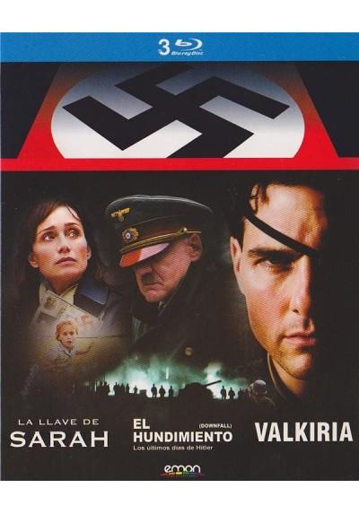 La Llave de Sarah / El Hundimiento / Valkiria (Blu-Ray) (Pack)