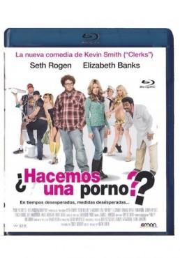Hacemos Una Porno? (Zack And Miri Make A Porno) (Blu-Ray)
