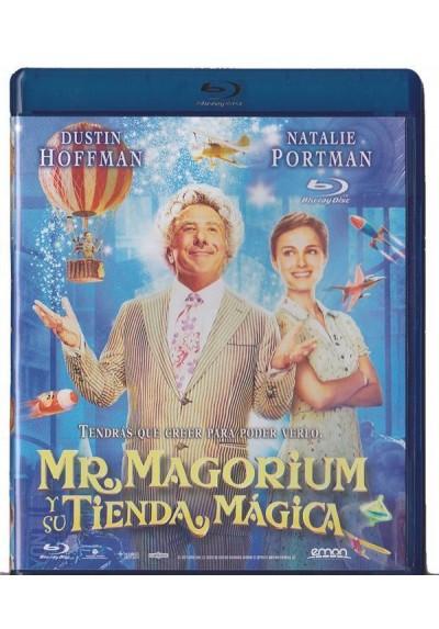 Mr. Magorium Y Su Tienda Magica (Mr. Magorium´s Wonder Emporium) (Blu-Ray)