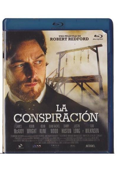 La Conspiracion (2010) (Blu-Ray) (The Conspirator)