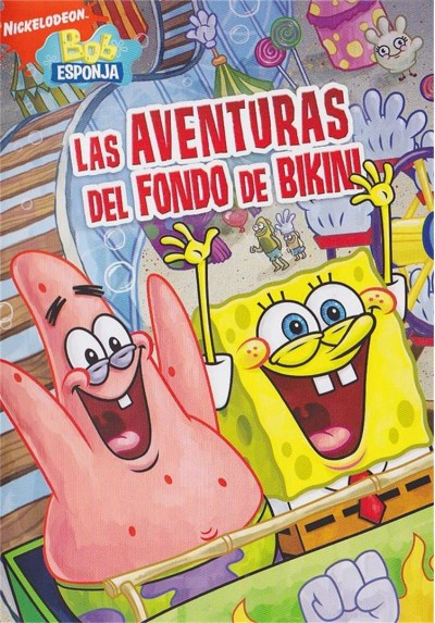 Bob Esponja : Las Aventuras Del Fondo De Bikini (Spongebob: Bikini Bottom)