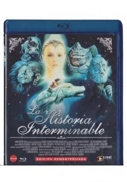 La Historia Interminable (Blu-Ray) (Die Unendliche Geschichte)