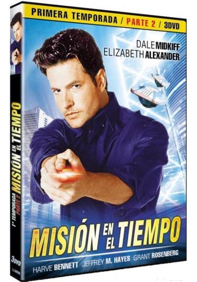 Mision En El Tiempo : 1ª Temporada - 2ª Parte (Time Trax)