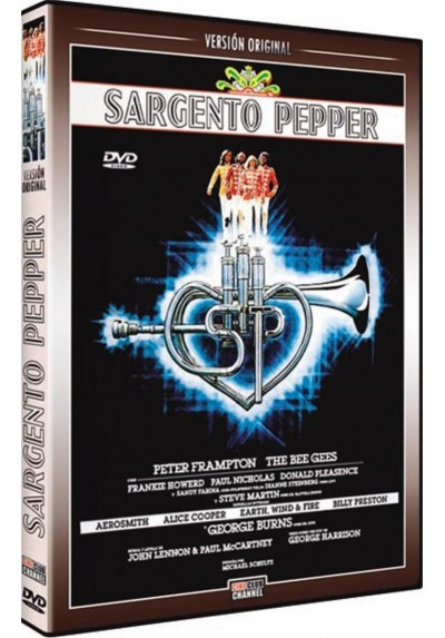 Sargento Pepper (V.O.S.) (Sgt. Pepper'S Lonely Hearts Club Band) (DVD-R)
