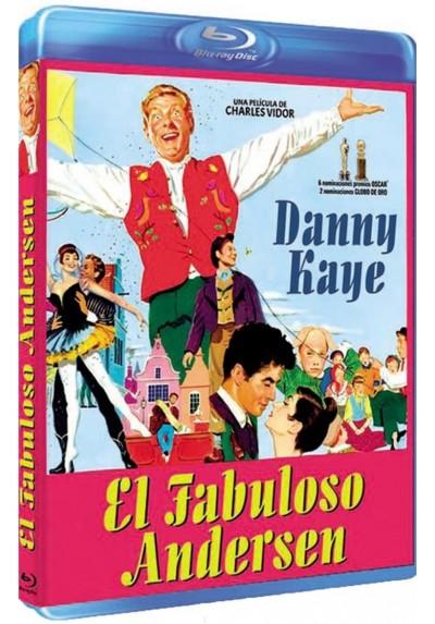 El Fabuloso Andersen (Blu-Ray) (Hans Christian Andersen)
