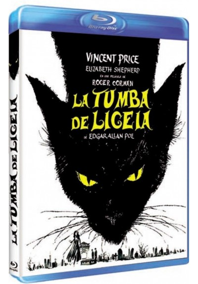 La Tumba De Ligeia (Blu-Ray) (The Tomb Of Ligeia)