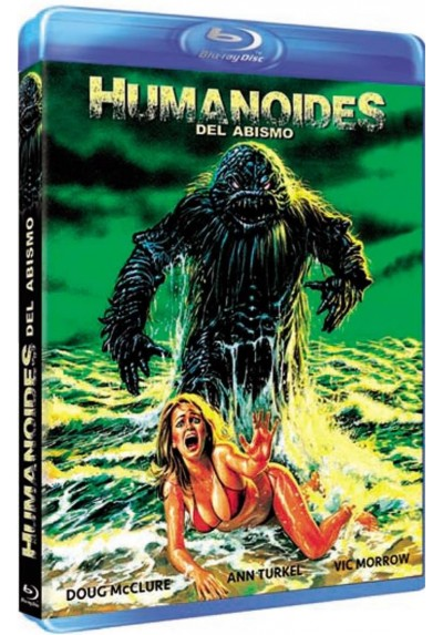 Humanoides Del Abismo (Blu-Ray) (Humanoids from the Deep) (BD-R)