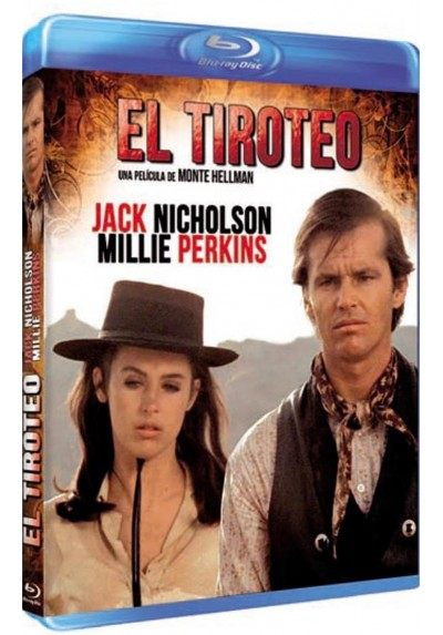 El Tiroteo (Blu-Ray) (The Shooting)
