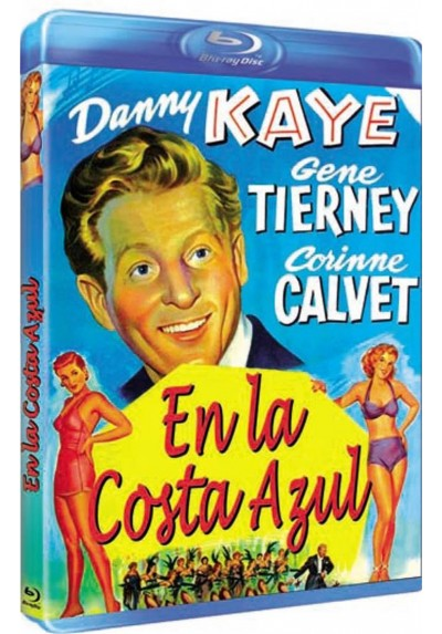 En La Costa Azul (Blu-Ray) (On The Riviera)