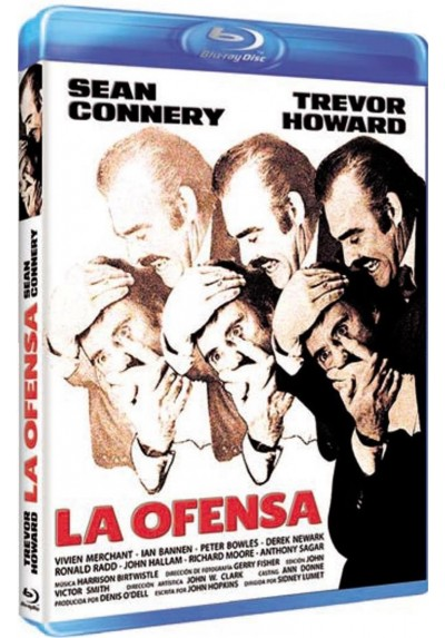 La Ofensa (The Offence) (Blu-Ray)