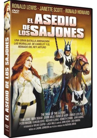 El Asedio De Los Sajones (Siege Of The Saxons)