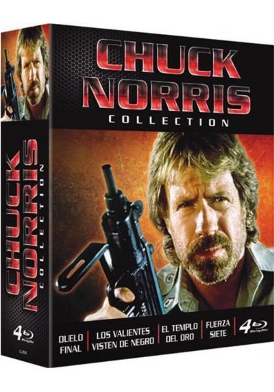 Chuck Norris (Pack) (Blu-Ray)