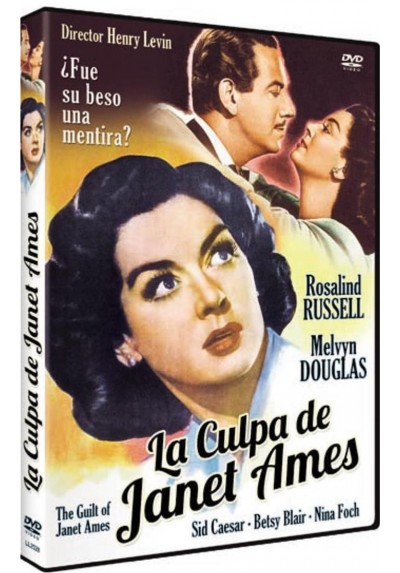 La Culpa De Janet Ames (The Guilt Of Janet Ames)