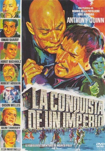 La Conquista De Un Imperio (La Fabuleuse Aventure De Marco Polo)