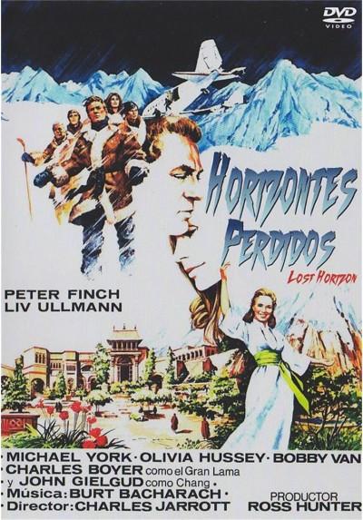 Horizontes Perdidos (1973) (Lost Horizon)