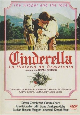 Cinderella : La Historia De Cenicienta (The Slipper And The Rose: The Story Of Cinderella)