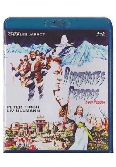 Horizontes Perdidos (1973) (Lost Horizon) (Blu-Ray)