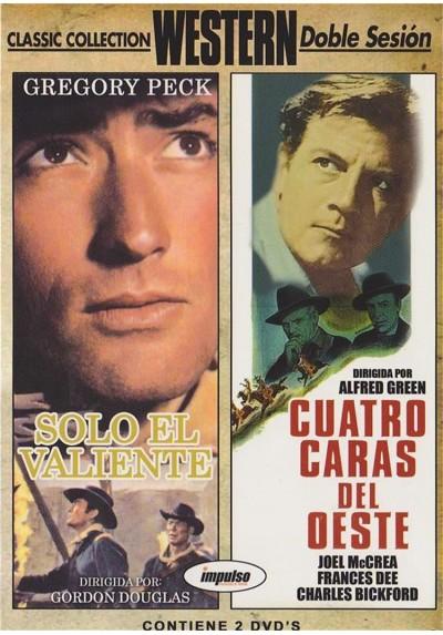 Classic Collection Western Solo El Valiente / Cuatro Caras Del Oeste