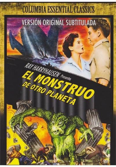 El Monstruo De Otro Planeta (V.O.S.) (20 Million Miles To Earth)