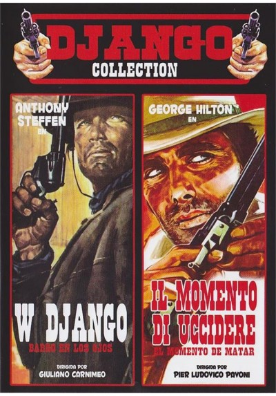 Django Collection: Barro en los Ojos - El Momento de Matar