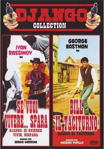 Django Collection: Django, Si Quieres Vivir, Dispara - Django El Taciturno.