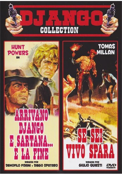 Django Collection: Django Y Sartana - Django: Se sei vivo spara.