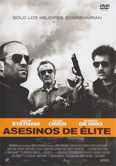 Asesinos De Elite (Killer Elie)