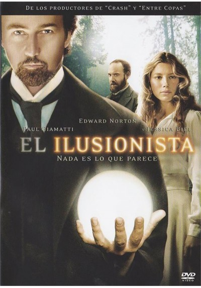 El Ilusionista (2006) (The Illusionist)