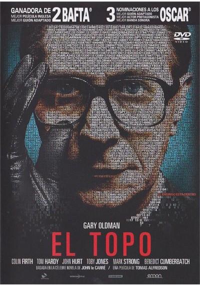 El Topo (2011) (Tinker, Tailor, Soldier, Spy)